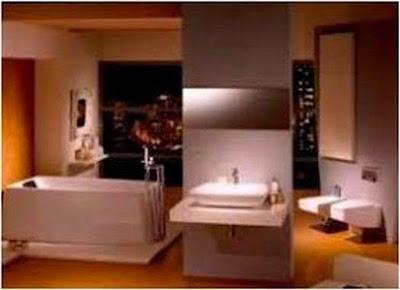 Inspiration  Bathroom Designs With Spa Tub