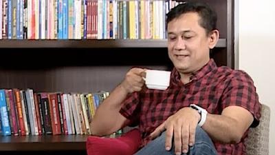Denny Siregar Tantang Gerindra Pecat Fadli Zon sebagai Bukti Dukung Jokowi Tegas ke Intoleran
