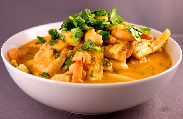 How to Make Thai Curried Chicken