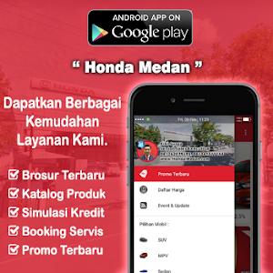Aplikasi Android Dealer Mobil Honda Istana Deli Kejayaan IDK 1 Medan Sumatra Utara