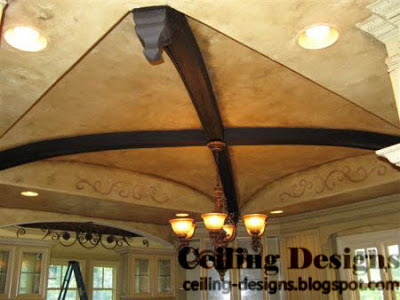Wooden False Ceiling Designs For Living Room Wall Decor India - Collection 2
