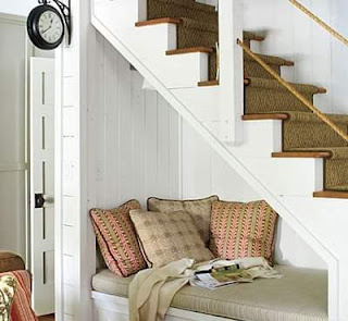 ديكورات منزلية بسيطة درج داخلي جميل ديكورات منزلية