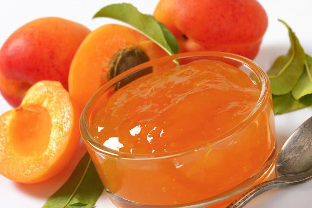 recette confiture d'abricot facile