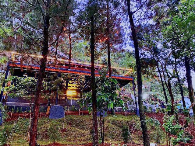 Bukit Nurmala Cafe Pamijahan Bogor Jawa Barat