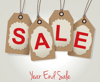 Year End Deals Up to 70% Off