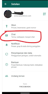 Cara Mengaktifkan Dark Mode Di Android