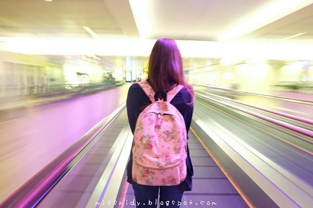 pengalaman transit di singapore