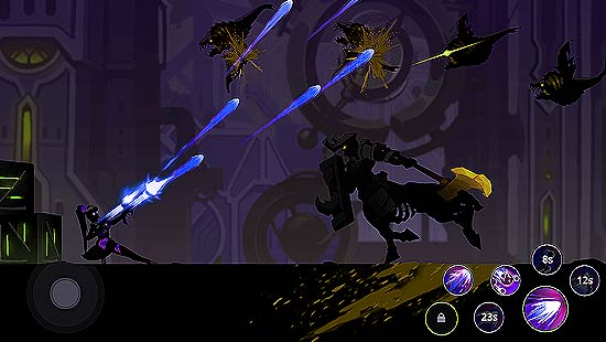 Shadow Knight Mod Apk For Android