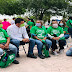 Inicia Tomás Gloria  existosa gira de arranques de campaña con los candidatos del PVEM