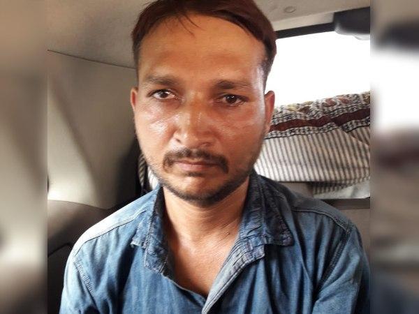50 हजार का इनामी बदमाश दिल्ली से गिरफ्तार