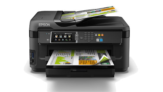 Download Driver Epson WorkForce WF-7611