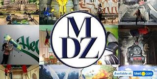 cari tiket murah dream museum zone legian bali