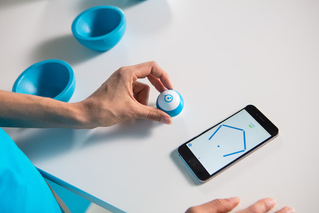 Sphero Mini - app-enabled robotic ball game controller