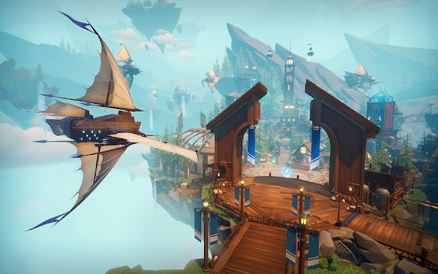 "Dauntless ""Clear Skies"" Update Launches Reimagined City of Ramsgate Today"