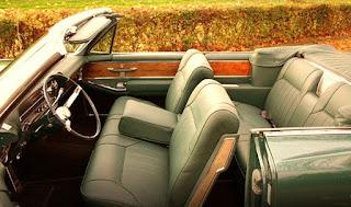 1964 Cadillac Eldorado Convertible Interior