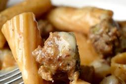 Rigatoni & Italian Sausage Skillet Meal