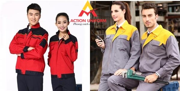Mẫu đồng phục bảo hộ lao động 7
