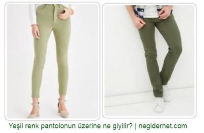 yesil-pantolon-kombin-bayan-erkek