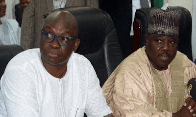 'I may leave PDP if Sherrif wins at Supreme court' – Ayo Fayose