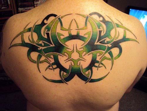 erkek tribal dövmeler man tribal tattoos 19