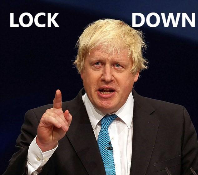 Covid-19 News Update  Britain में लगाया Lockdown, Boris Johnson का एलान