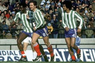Francia Atlético Kimberley Mundial 1978