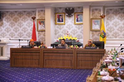 RUPS LB Bank Lampung Putuskan Sekdaprov Sebagai Komisaris Utama