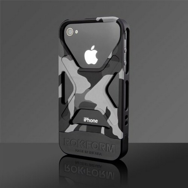 Polycarbonate Protective iPhone 4S Case