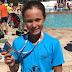 #Natação - Atleta do Time Jundiaí conquista duas medalhas no Troféu Kim Mollo