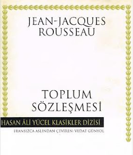 Jean Jacques Rousseau - Toplum Sözleşmesi