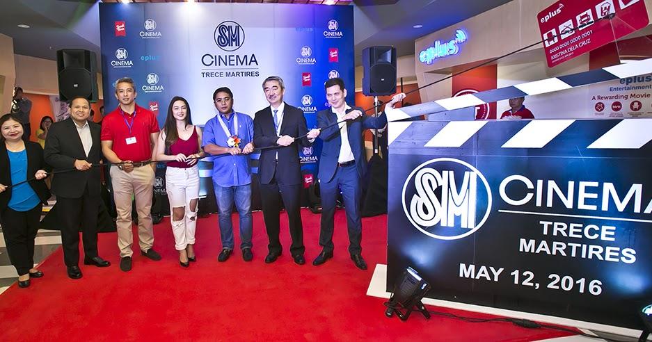 sm city trece martires cinema movie schedule today