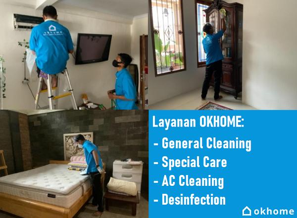 Jasa Cleaning Service JABODETABEK