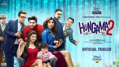 Hungama 2 (2021) Hindi Full Movies 480p TRUE WEB-DL