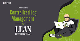 [eBook] The Guide to Centralized Log Management for Lean IT Security Teams
