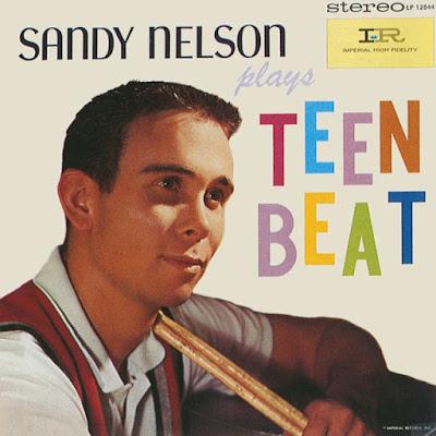 Sandy Nelson (Plays TeenBeat) LP 1960