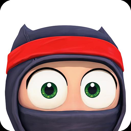 تحميل لعبة Clumsy Ninja v1.31.0 مهكرة وكاملة للاندرويد جواهر وأموال لا تنتهي