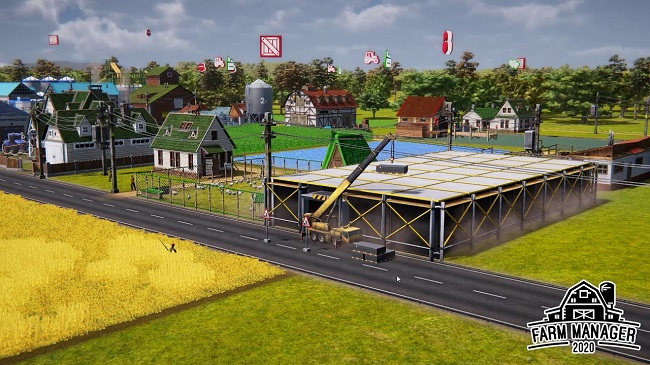 Farm Manager 2020 Story