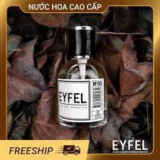 ] Nước hoa nam EYFEL M130 của Eyfel Perfume Thỗ Nhĩ Kỳ - Ảnh 1