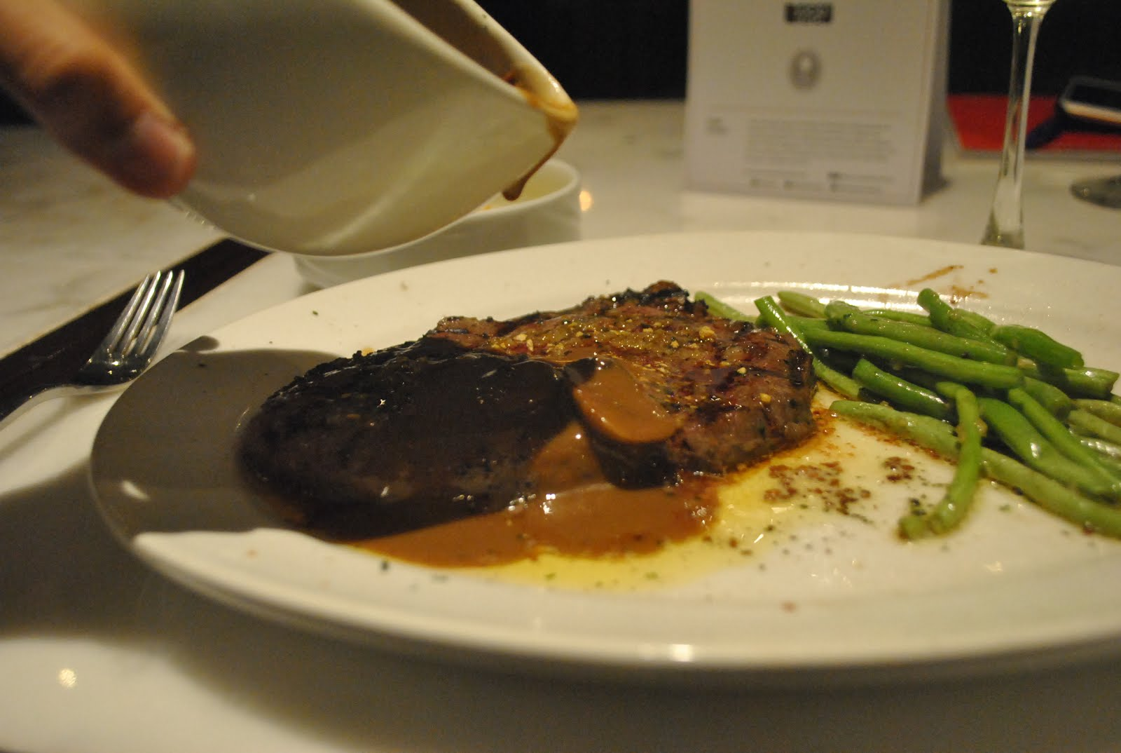 HOG ETC - Plaza Indonesia : Making out with the Steak - Entrecote Steak 4