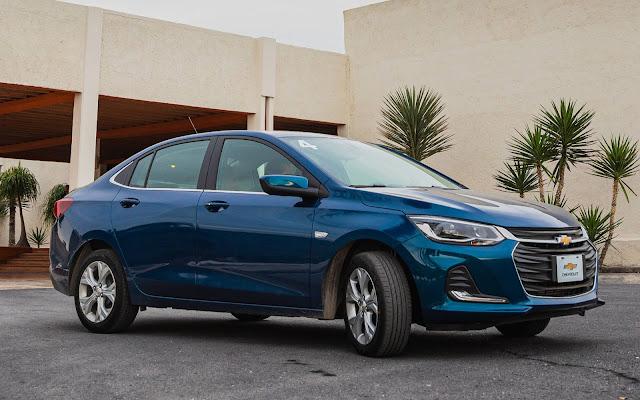 Novo Chevrolet Onix Plus 2020