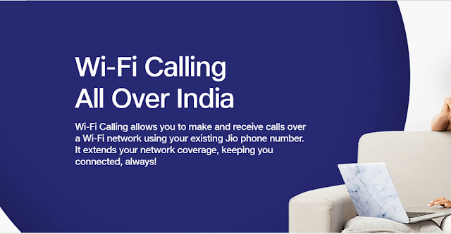 Jio Wi-Fi Calling in India || Free Wi-Fi Calling on Your Phone || How to Setup Wi-Fi Calling || Reliance Jio