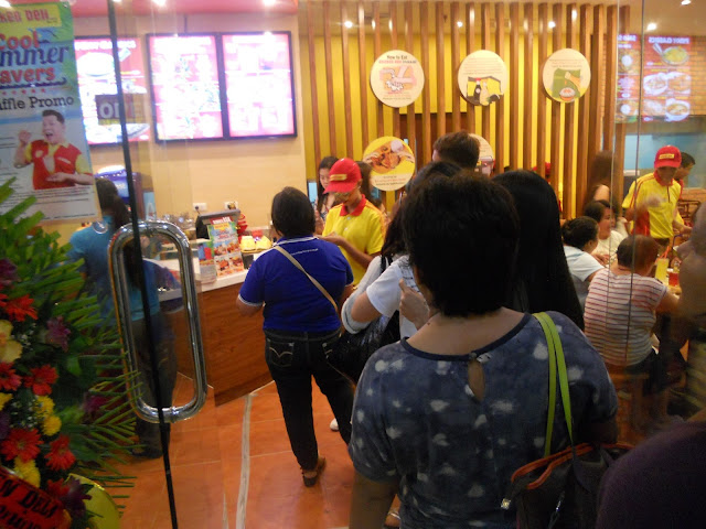 Chicken Deli opening