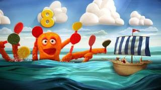 Sesame Street Elmo The Musical Sea Captain the Musical.1