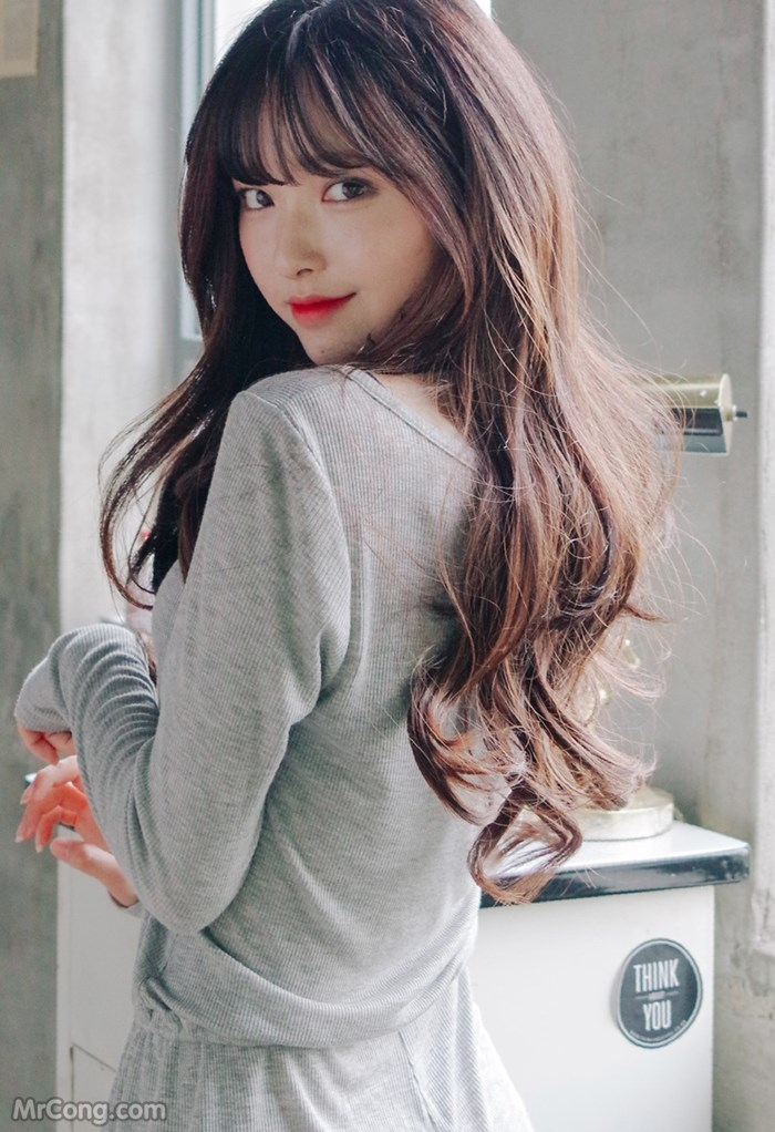Người đẹp Kim Na Hee trong bộ ảnh thời trang tháng 12/2016 (68 ảnh)