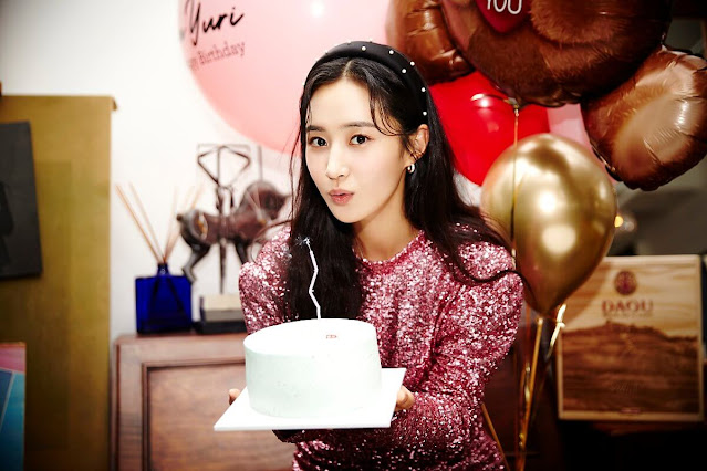 SNSD Yuri Birthday 2020