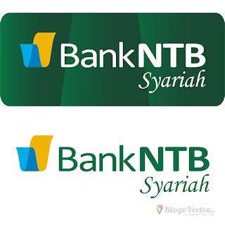Bank NTB Syariah Logo Vector