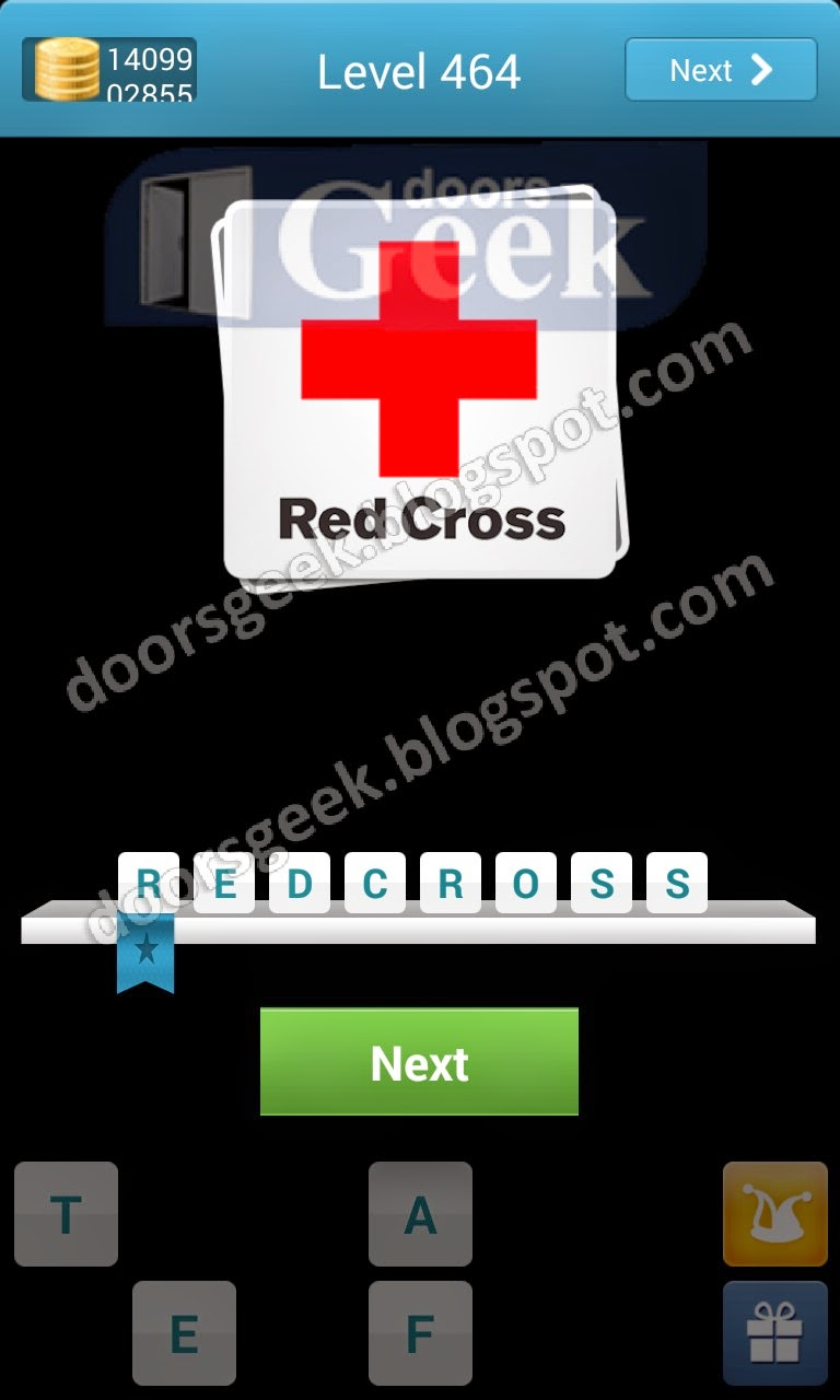 Red Cross Logo Quiz Answers