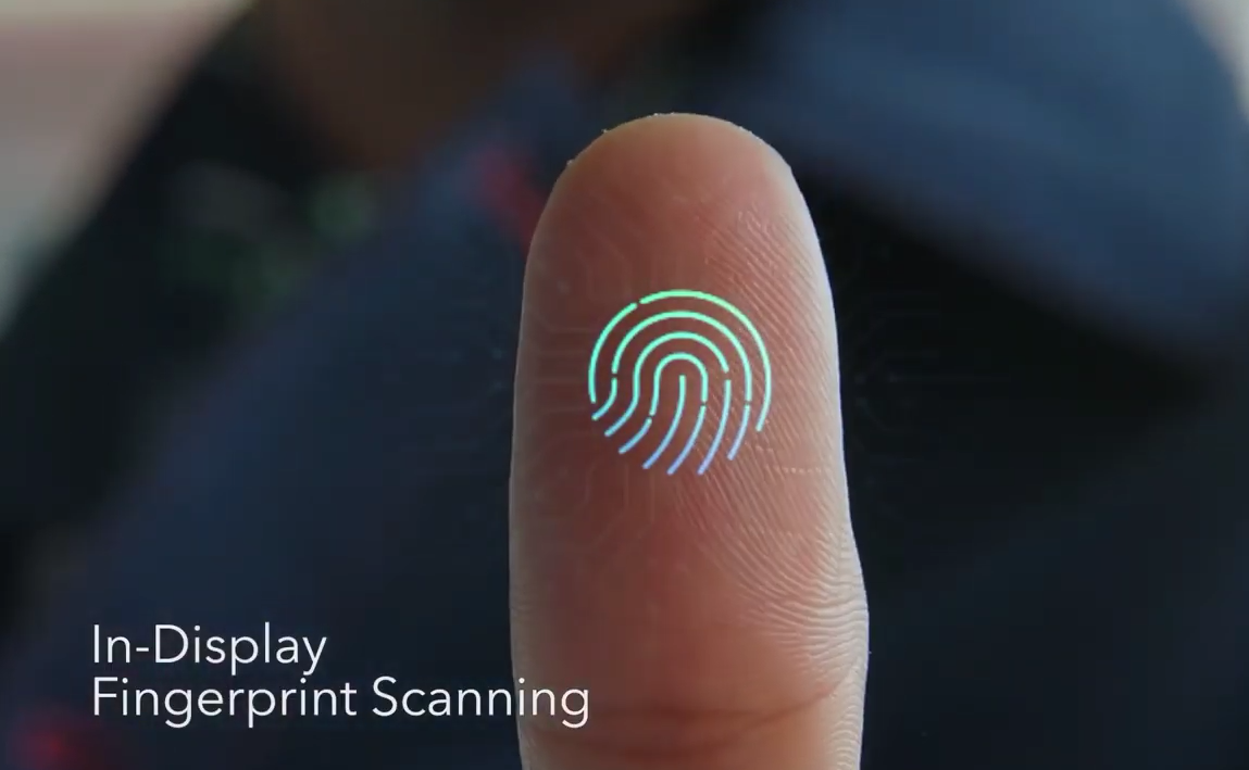 How fingerprint sensor work