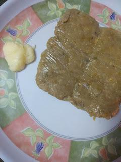 Pumpkin-Sweet Kadubu / kadubu