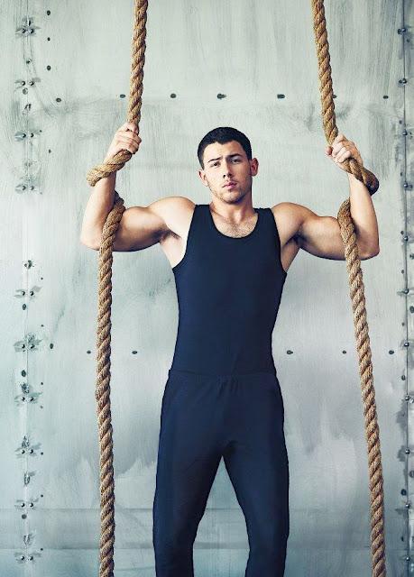 Nick Jonas Physical Appearance